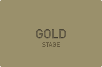 GOLD STAGE